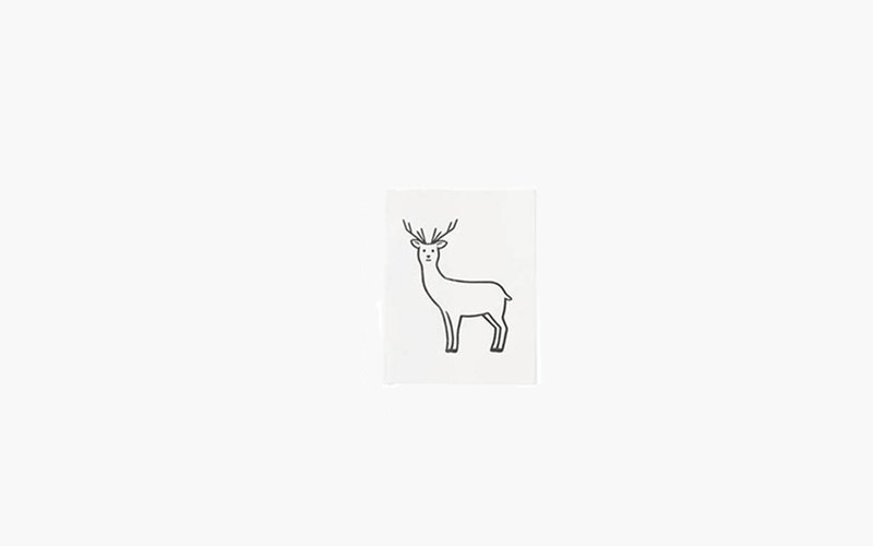 NORITAKE -SAFE DEER (notebook)