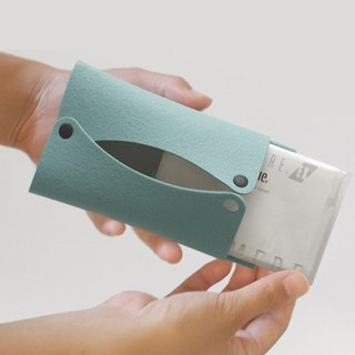 Pocket Tissue Case Sky Blue
