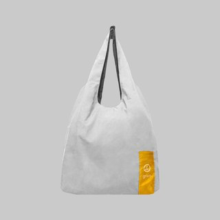 grion waterproof bag - Shoulder dorsal paragraph (L) White