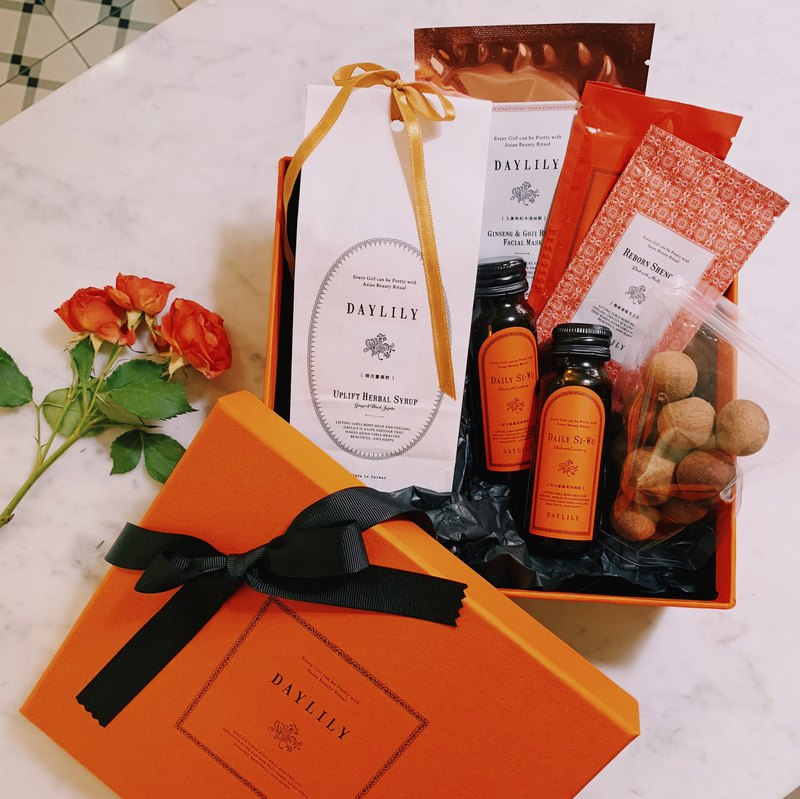 DAYLILY special gift box