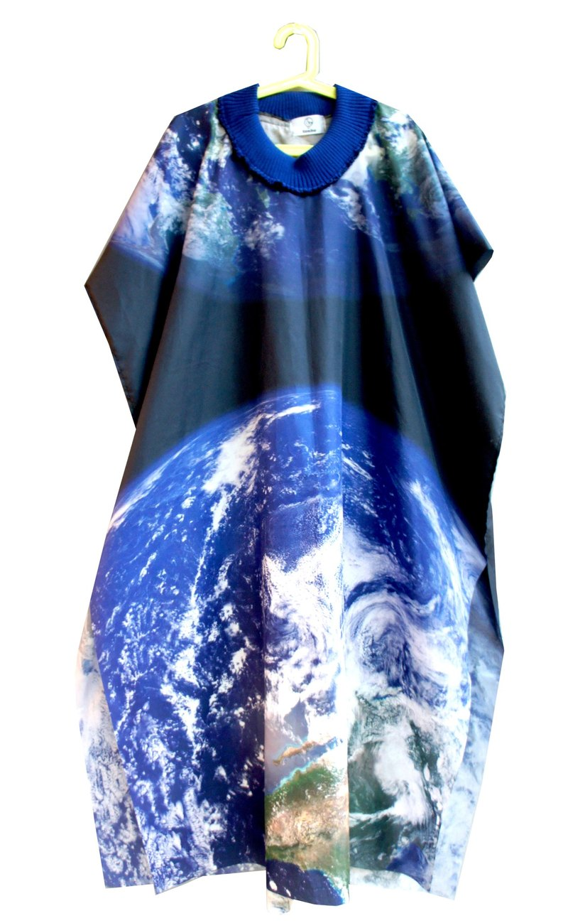 Earth Print One Piece