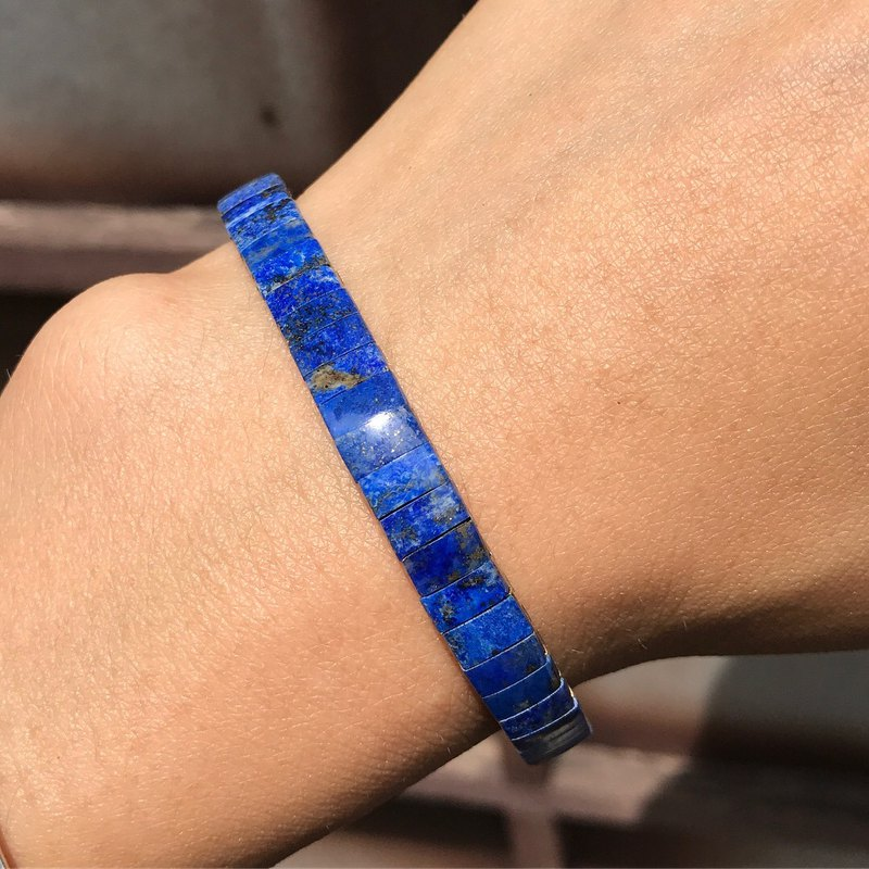 【Lost And Find】Natural  Lazurite bracelet