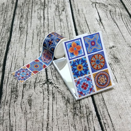 Customized Mini Washi Tape Jodhpur Tiles