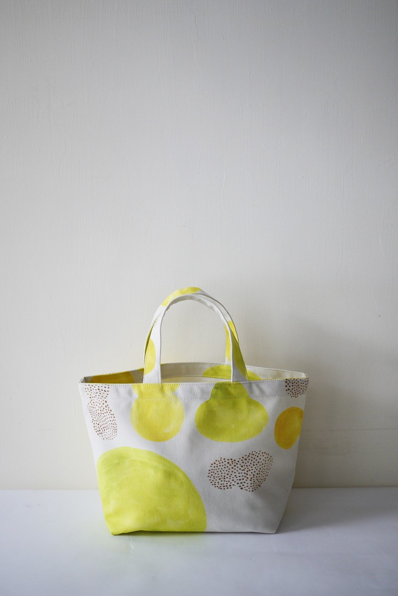 Moshimoshi | lunch box bag - melon