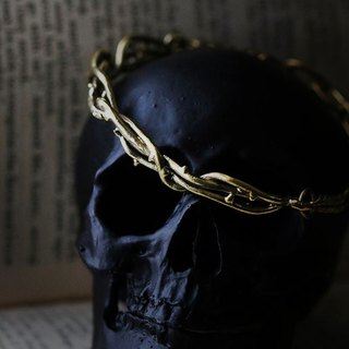 Thorn Crown Bracelet - Original made and Design by Defy - Statement jewelry.