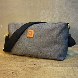 American Crossbody Bag - Heavyweight Canvas (Dark Cowboy)