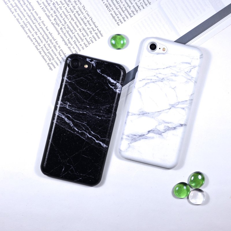 Christmas gift marble leisure card mobile phone case iPhone SE2 / 7/8
