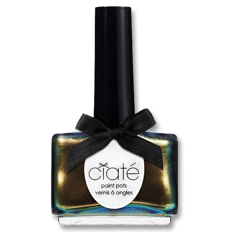Ciaté 指甲油∣Oil Slick 雙色搖滾