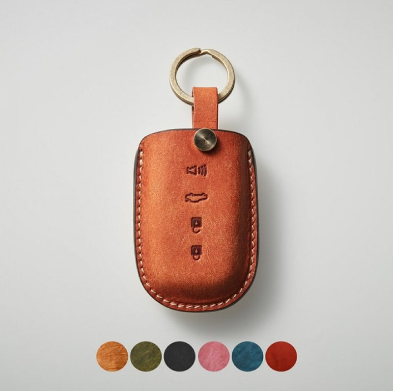 Hermann Smart Key Leather Case_HYUNDAI (sON100)