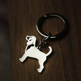 [Loveit] hollow shape dog tag lettering service