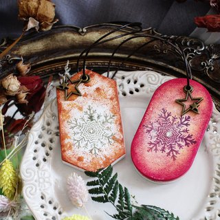 [蕾安柏] Fragrance Snowflakes Aroma Stone │ Wedding Small Things │ Christmas Gifts │ Exchange Gifts