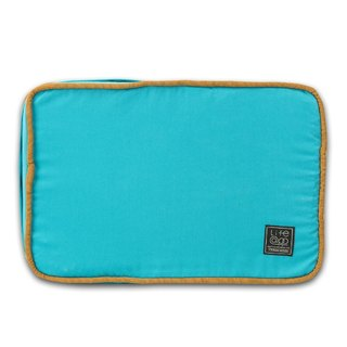 Lifeapp Sleeping Pad Replacement Cloth Set XS_W45xD30xH5cm (Bluish) No Sleeping Pad
