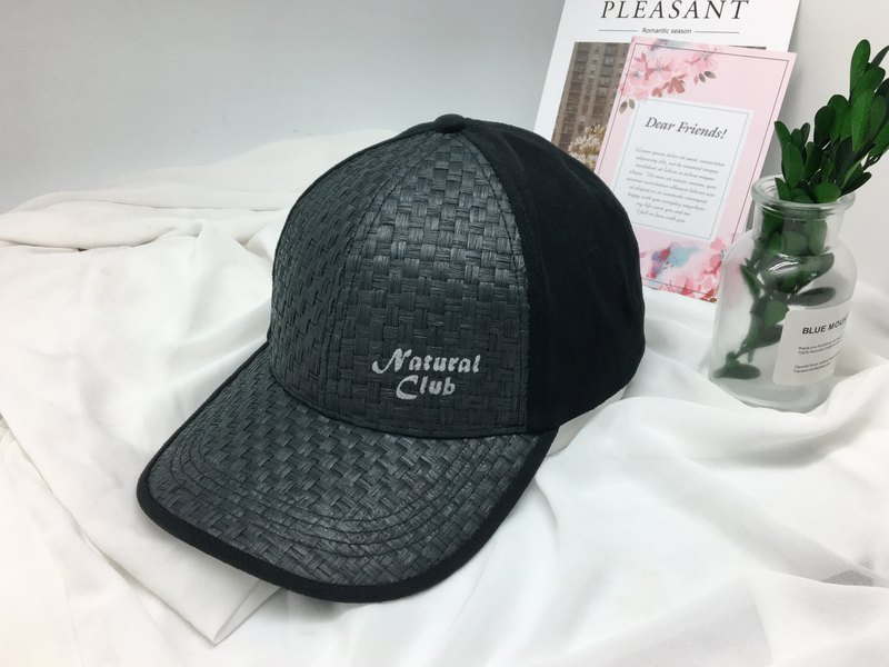 Paper Baseball Cap (Xuan Qing) Old Hat Made in Taiwan