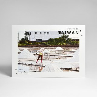 Photography Taiwan Postcard - Yanan, Tainan, Taiwan (but postcards)