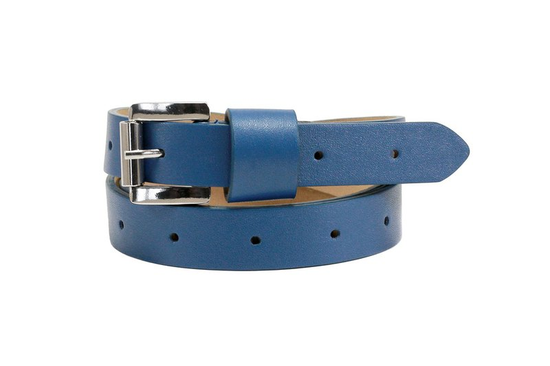 Blue belt, blue womens belt, blue leather belt, blue dress belt, blue waist belt
