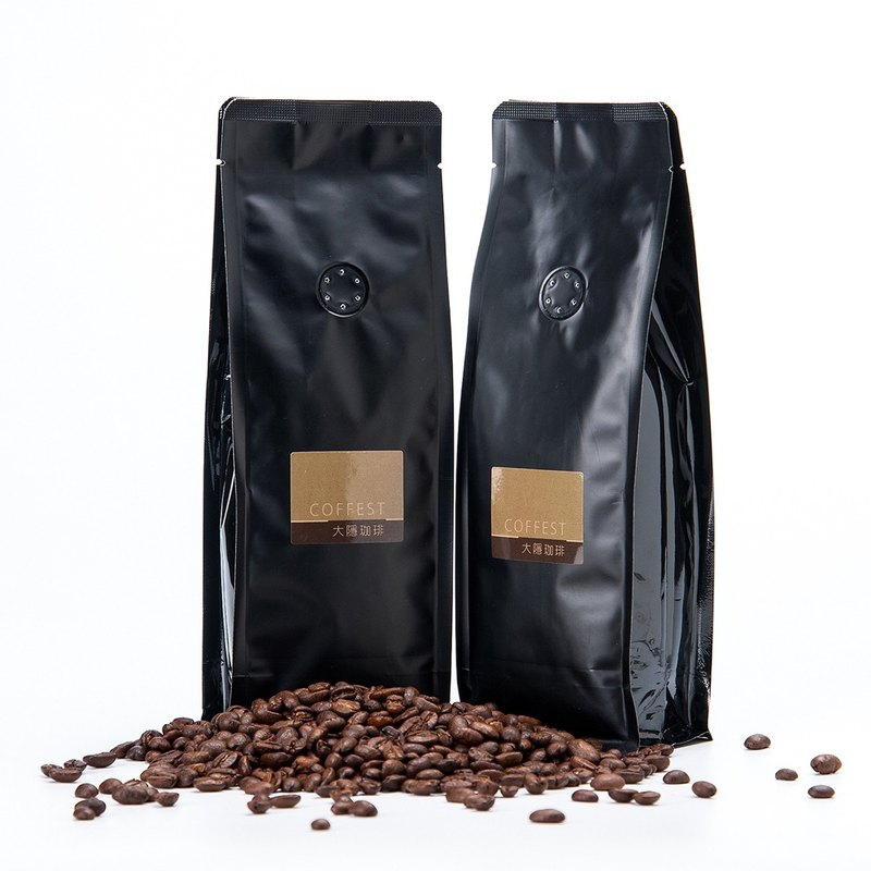 Big Concealed Lok series carefully selected coffee beans (one pound) x 2 into
