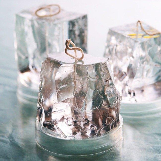 Purupuru鎖定冰蠟燭