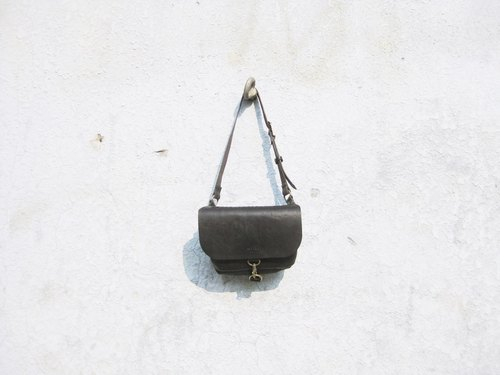 ~ After the garden ~ homemade accessories fight double leather bag BC-284