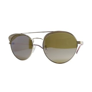 【ZALES】 Sunglasses with a round three-color Cobwed-3 sunglasses