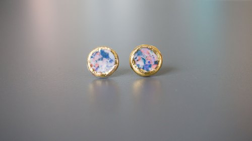 ceramic dream earrings