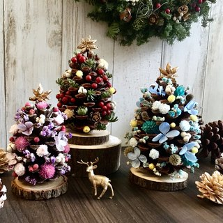 | Make a wish | Pinecone Christmas tree. Christmas. Exchange gifts. Christmas gifts