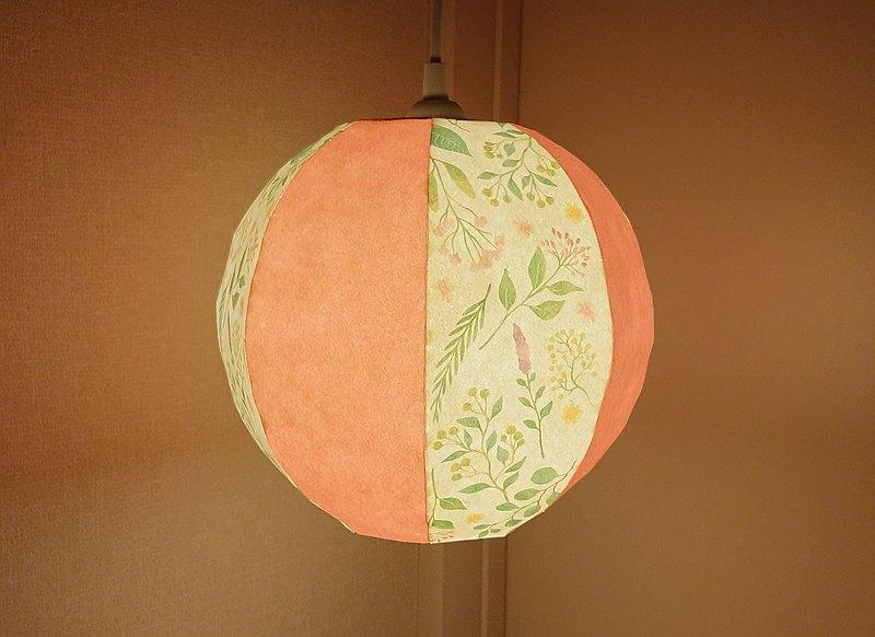 Temari吊墜燈罩日本紙燈罩