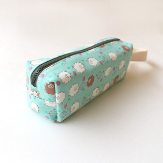 Counting Sheep Diary Portable Pencil Case / Storage Bag Universal Bag Pencil Case