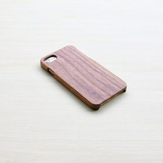 I Phone 7 solid wood phone case