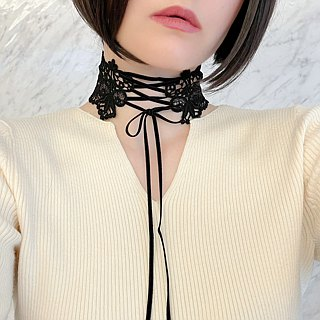 Queen of the Night Choker SV 148