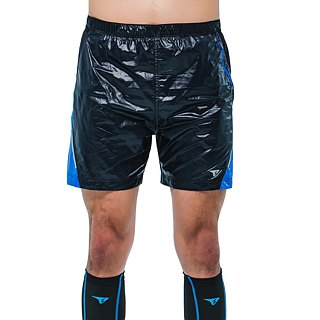 【SUPERACE】SR-TRAIL 2-in-1 MEN'S RUNNING SHORT / BLUE