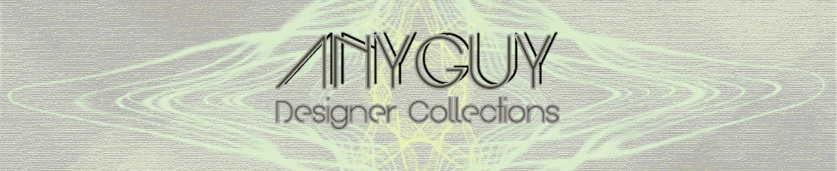 台灣設計師品牌 - ANYGUY Designer Collections