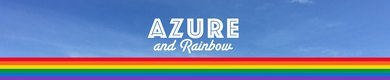Azure and Rainbow
