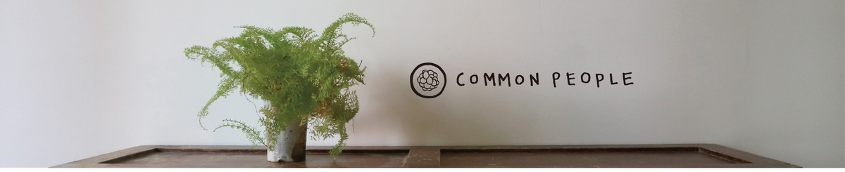 設計師品牌 - COMMON PEOPLE CERAMICS