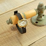 hallie handmade watch