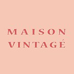From Hong Kong - Maison Vintage