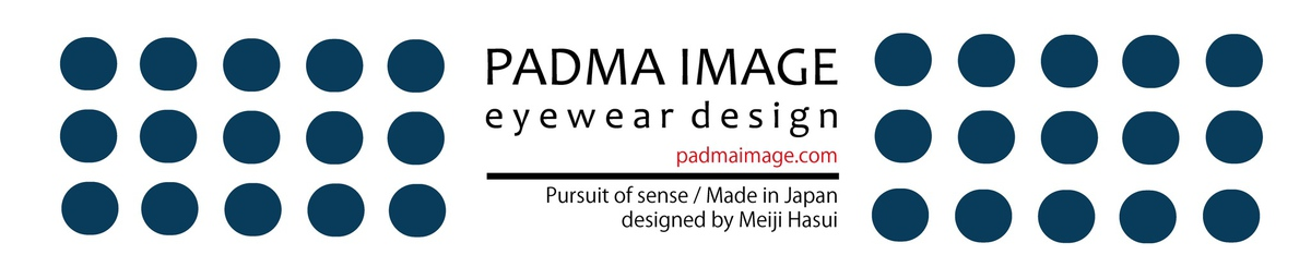 From Japan - PADMA IMAGE eyewear design