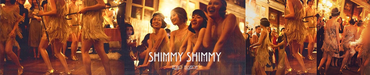 From mainland China - shimmyshimmy