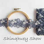 デザイナーブランド - Shinqhuey Show Creative Embroidery