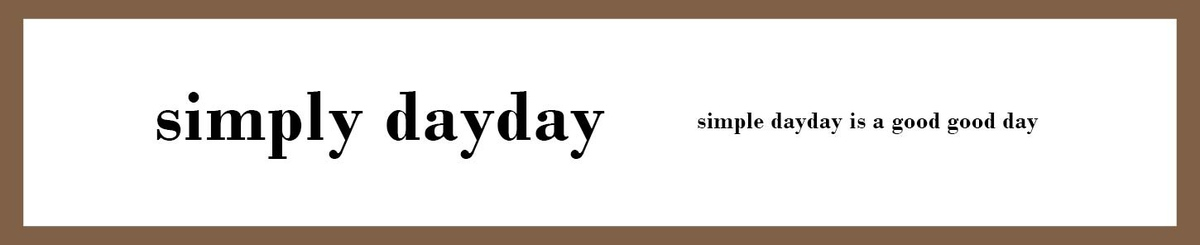 From Hong Kong - simply dayday