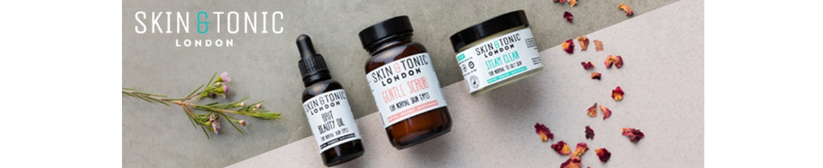 From Taiwan - Skin and Tonic London