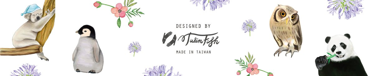 From Taiwan - TwinFish Studio